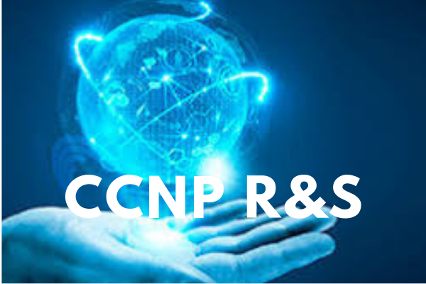 Cisco CCNP R&S Certified Professional cover