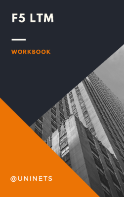 F5 LTM Workbook cover