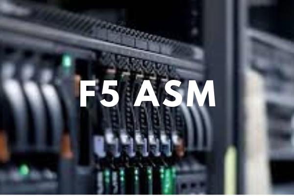 Learn F5 ASM to Deploy, Configure and Troubleshoot cover