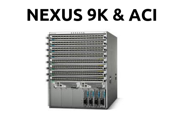 Configuring Cisco Nexus 9000 Series switches in ACI Mode cover