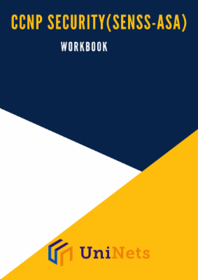 CCNP Security(SENSS-ASA) Workbook cover