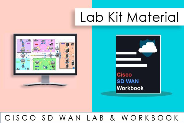 Cisco Sd Wan Lab Kit Materials Online Lab Access
